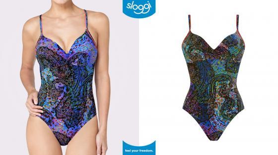 Sloggi Swim Wow Comfort Paisley OP