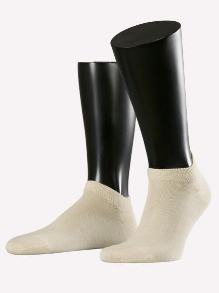 Esprit Basic Sneaker Socks 2-PACK Huidskleur