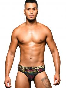 Andrew Christian Disco Camo - Brief