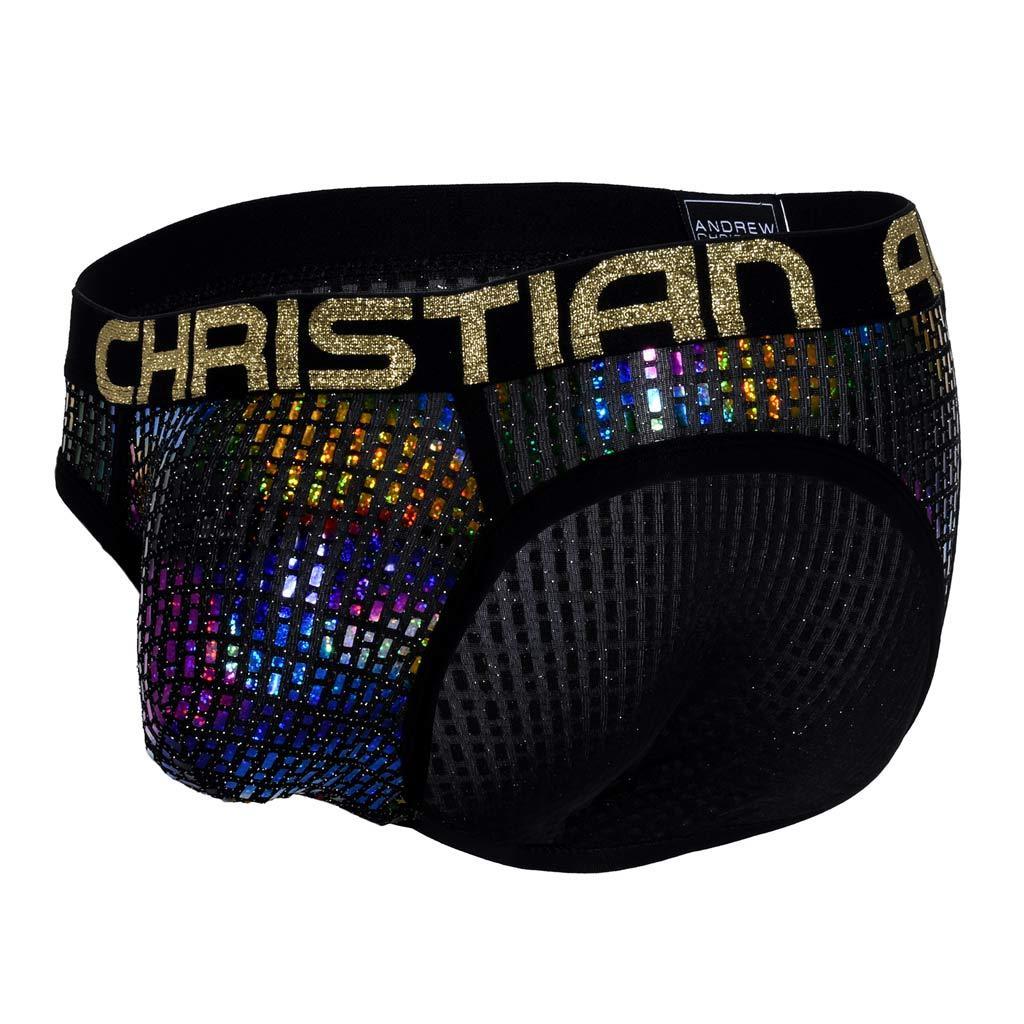 Andrew Christian Disco Camo - Brief