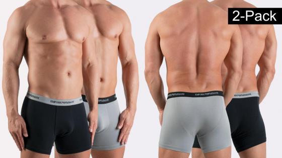 Emporio Armani Boxer Brief 2-Pack