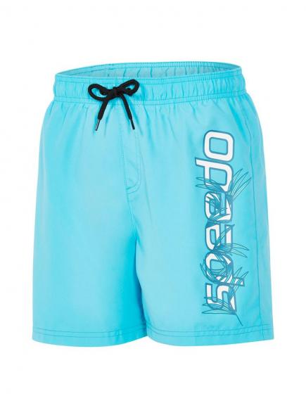 Speedo Graphic Leisure 15 Blauw