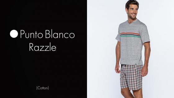 Punto Blanco Pyjama - Razzle