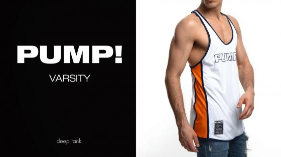 PUMP! Varsity Deep Tank