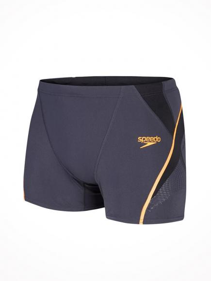 Speedo Speedo Fit Aquashort Oranje-Grijs