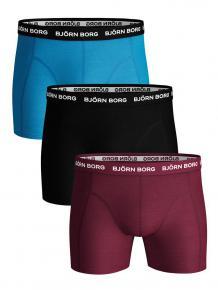 Björn Borg Ess. Cotton Short 3-pack