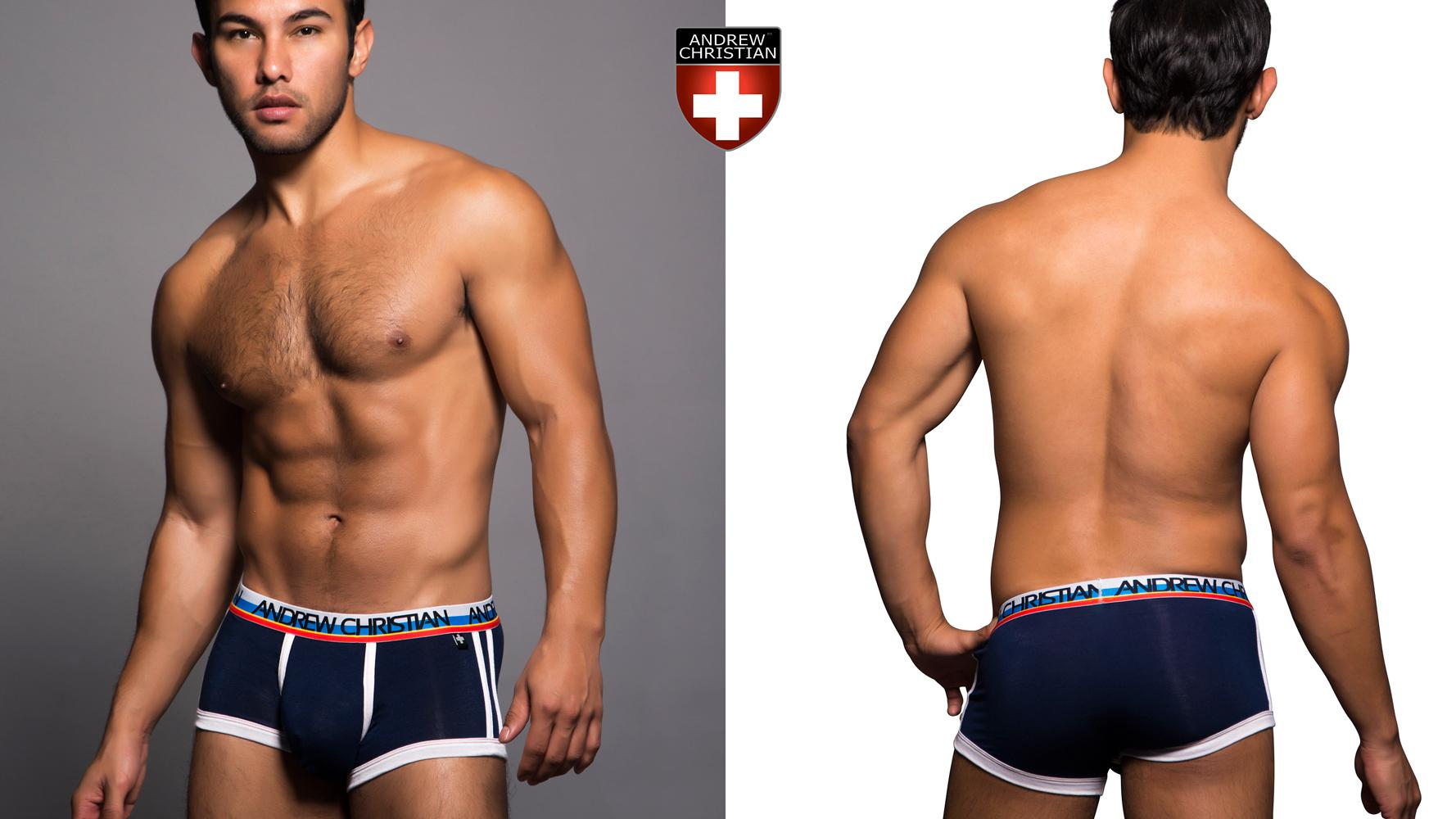 Andrew Christian Almost Naked Sports Boxer