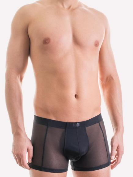 HOM Hope Comfort Boxer Briefs Zwart