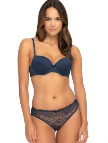 Sapph Everglade Bra (padded wire)