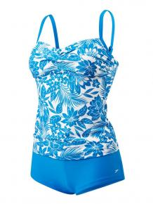 Speedo Tankini X-Over Boyleg