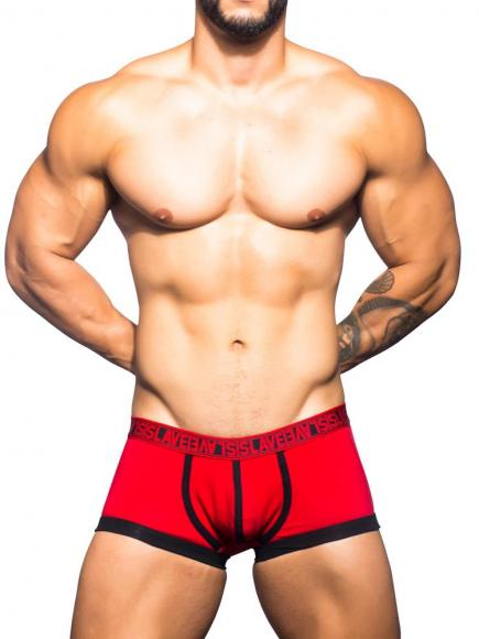 Andrew Christian Slave Boxer Rood
