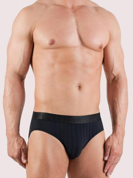 HOM For Him Mini Brief Zwart