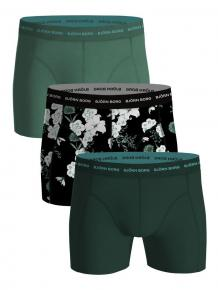 Ess. Cotton Shorts - 3 pack