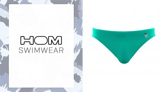 HOM Swim Micro Briefs - Sunlight