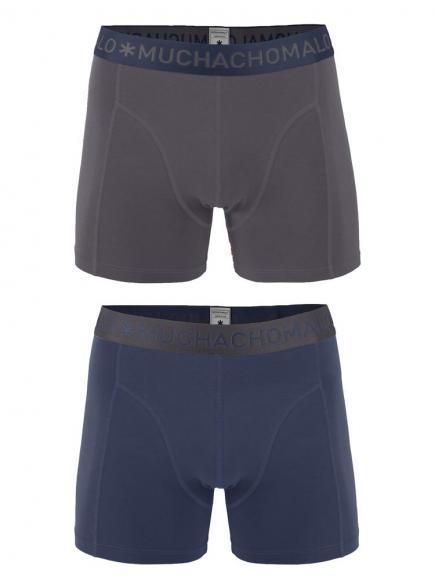MuchachoMalo Shorts 2-pack Grijs