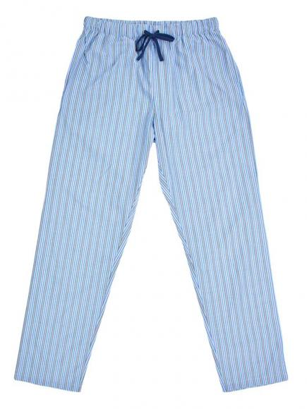 HOM Trousers - Formentera multi-colour