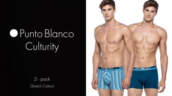 Punto Blanco 2p Boxer Briefs - Culturity