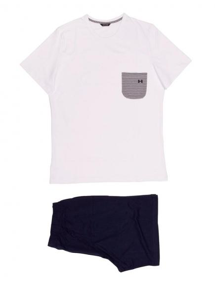HOM Zen - Short Sleepwear Wit