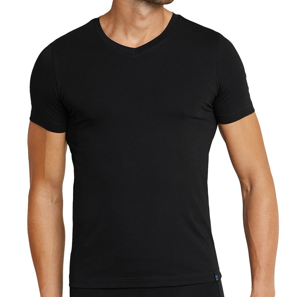 Schiesser Long Life Cotton - Shirt 1/2