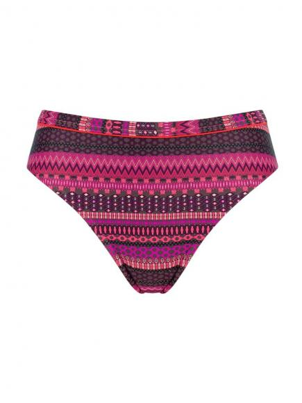 Sloggi Swim Indian Summer Tai rood print