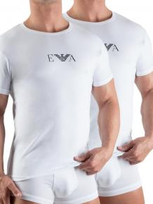 Emporio Armani Stretch T-shirt 2-Pack