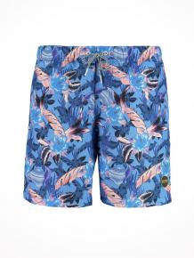 Shiwi Swim Shorts Vintage Flower