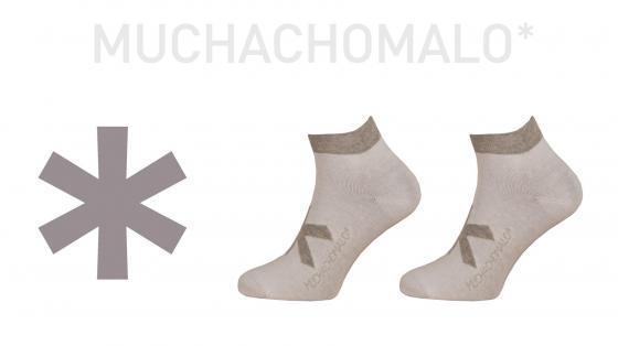 MuchachoMalo 2-pack Socks Short
