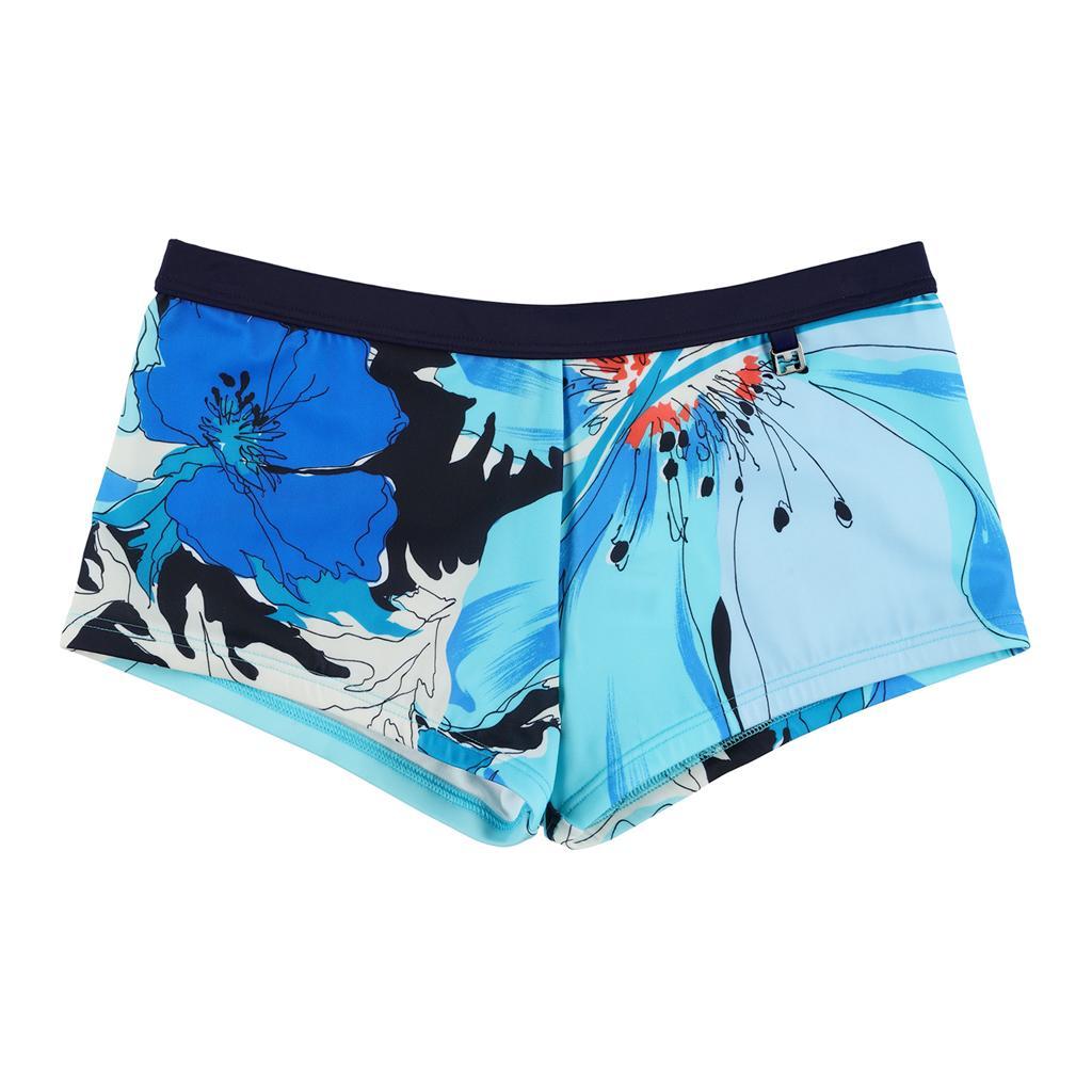 HOM Swim Shorts - Aqua