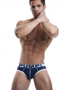 PUMP! Brief - Blue Steel