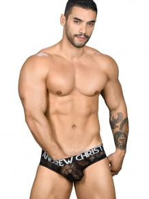 Andrew Christian Flare Lace Brief