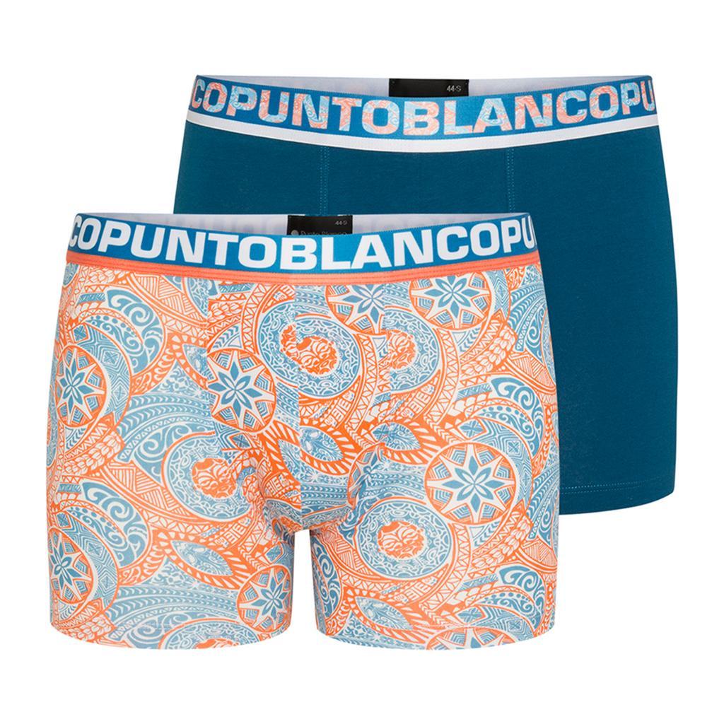 Punto Blanco 2p Boxer Briefs - Beachcomber