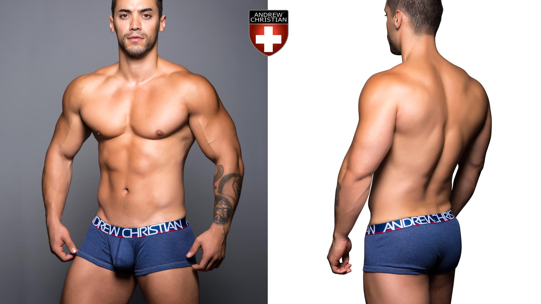 Andrew Christian Show It Tagless Boxer