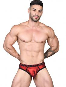 Andrew Christian Hotness Metallic Brief
