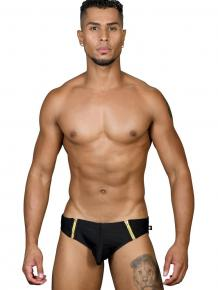 Andrew Christian Zipper Bikini