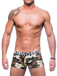 Andrew Christian Camouflage Boxer