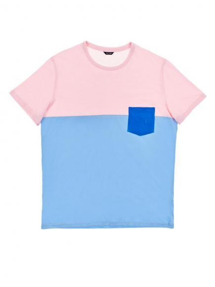 HOM T-Shirt - Fresh Blauw
