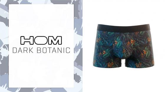 HOM Boxer Briefs - Dark Botanic