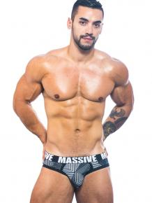 Andrew Christian MASSIVE Optic Brief