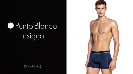 Punto Blanco Boxer Briefs - Insigna