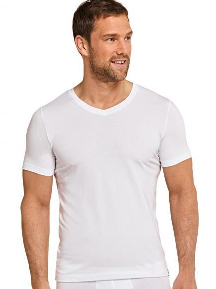 Schiesser Long Life Soft - Shirt 1/2