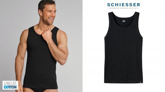 Schiesser Long Life Cotton Shirt 0/0