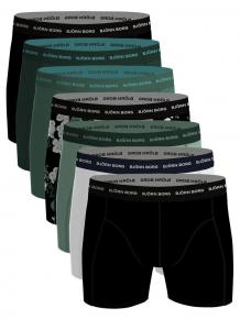 Ess. Cotton Shorts - 7 pack