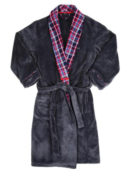 HOM Bathrobe - Arne Grijs