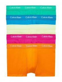 Calvin Klein 5p Low R. Trunk - Pride