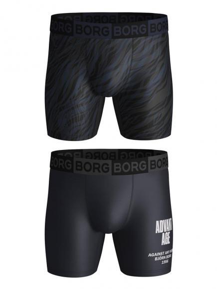 Björn Borg Performance Short - 2 pack