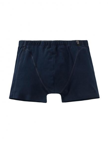 Schiesser 95/5 Minishorts Blauw