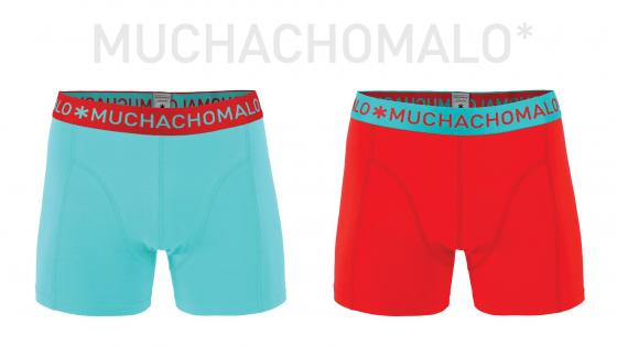 MuchachoMalo Shorts 2-pack