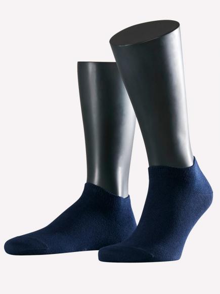Esprit Basic Sneaker Socks 2-PACK Blauw