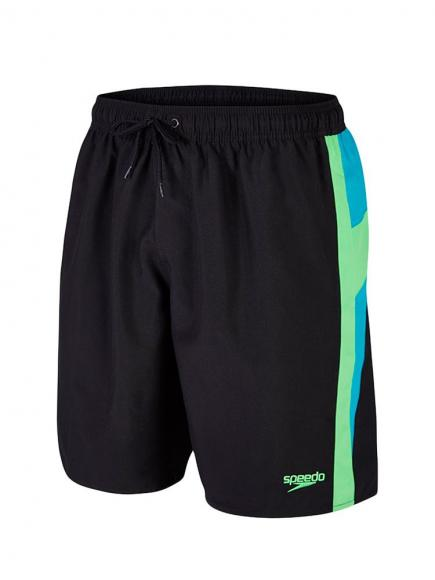 Speedo Logo Yoke Splice Watershort Groen