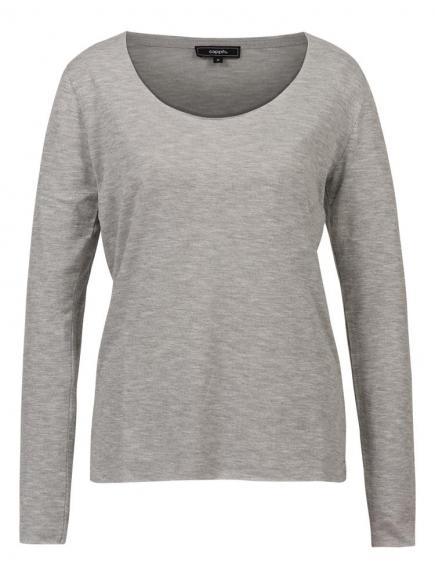 Sapph Gentle Light Sweater Grijs